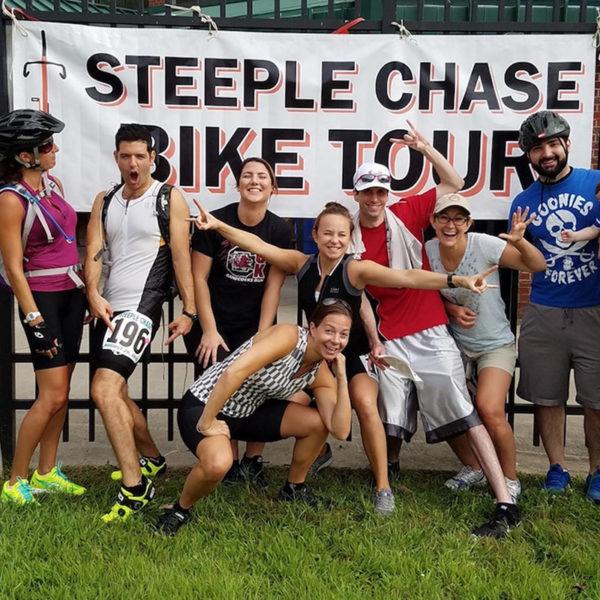 Steeple Chase Bike Ride/Walk